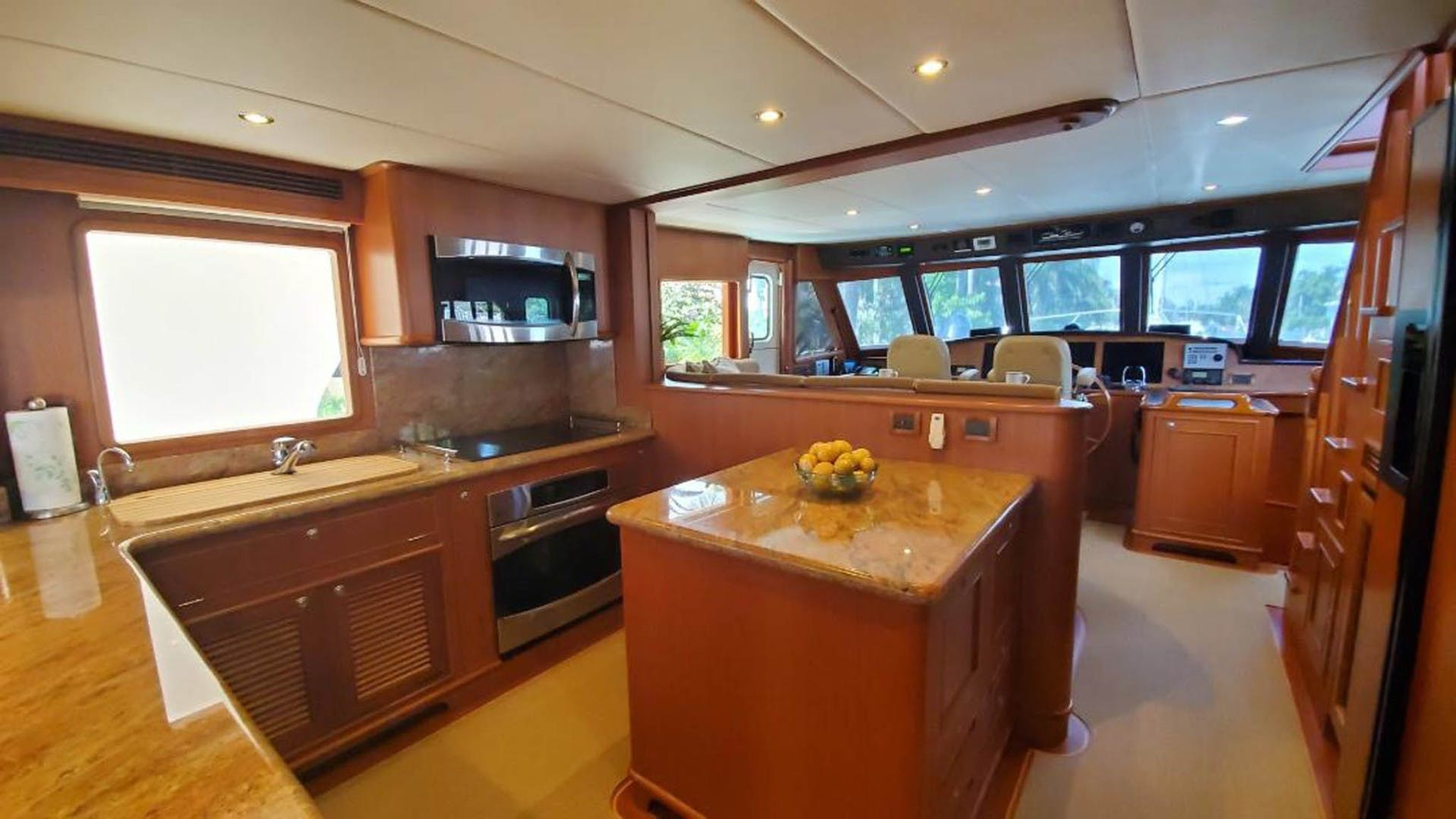 2012 Outer Reef Yachts 70' 70 Loungeitude | Picture 3 of 32