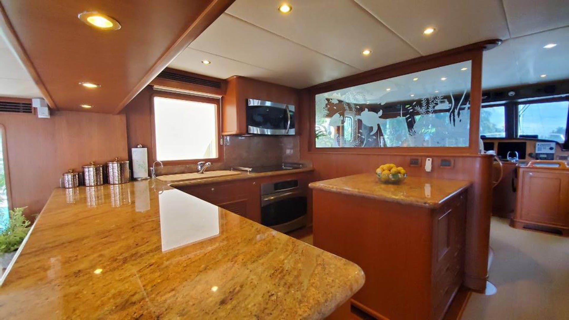2012 Outer Reef Yachts 70' 70 Loungeitude | Picture 5 of 32