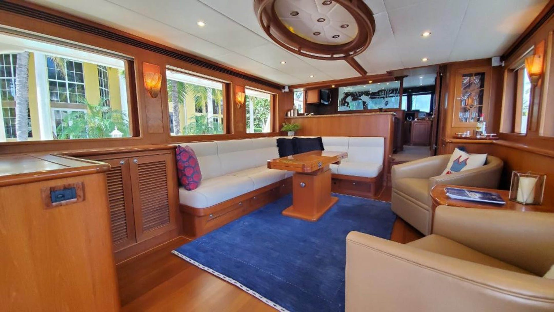 2012 Outer Reef Yachts 70' 70 Loungeitude | Picture 7 of 32