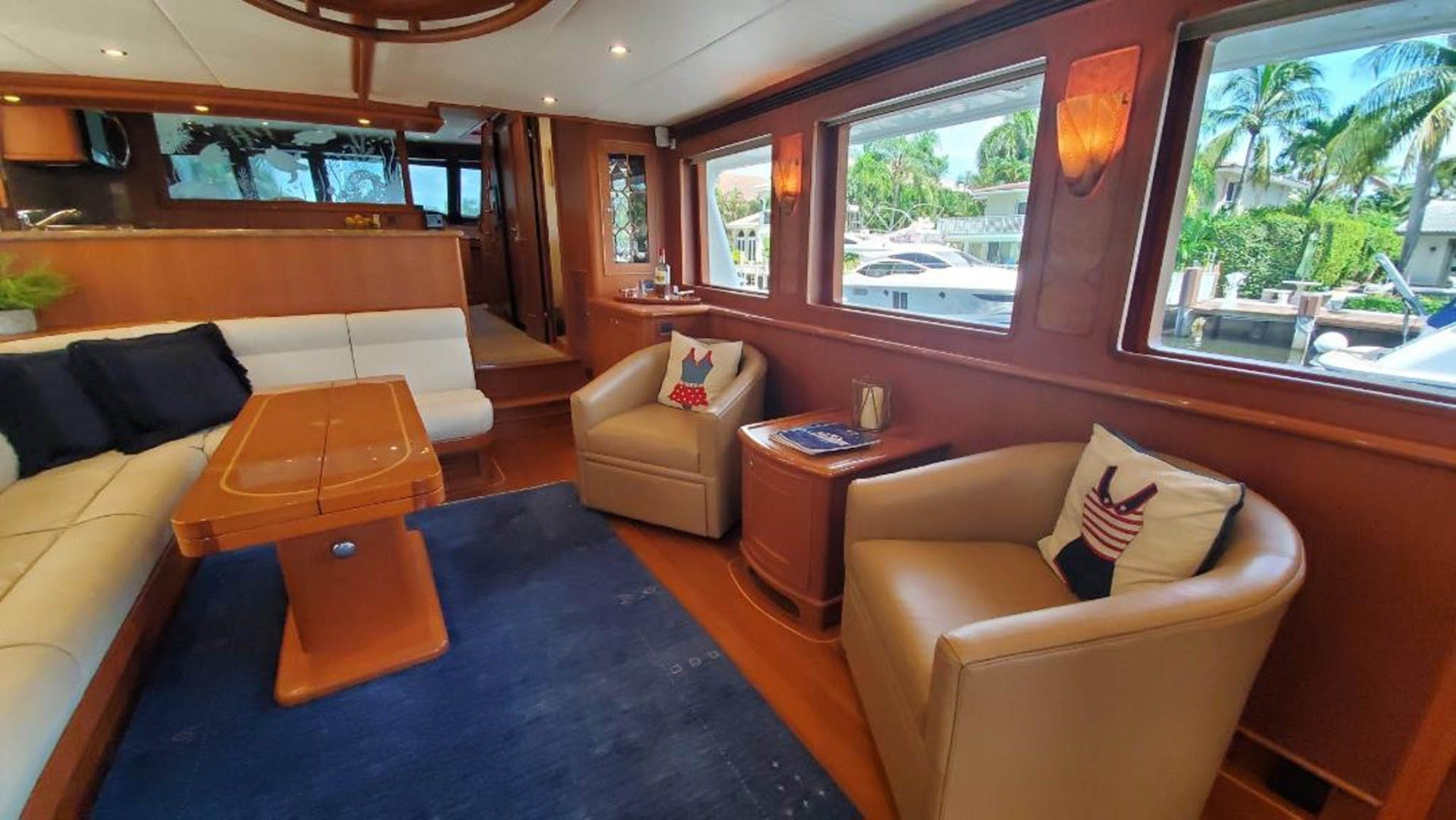 2012 Outer Reef Yachts 70' 70 Loungeitude | Picture 1 of 32