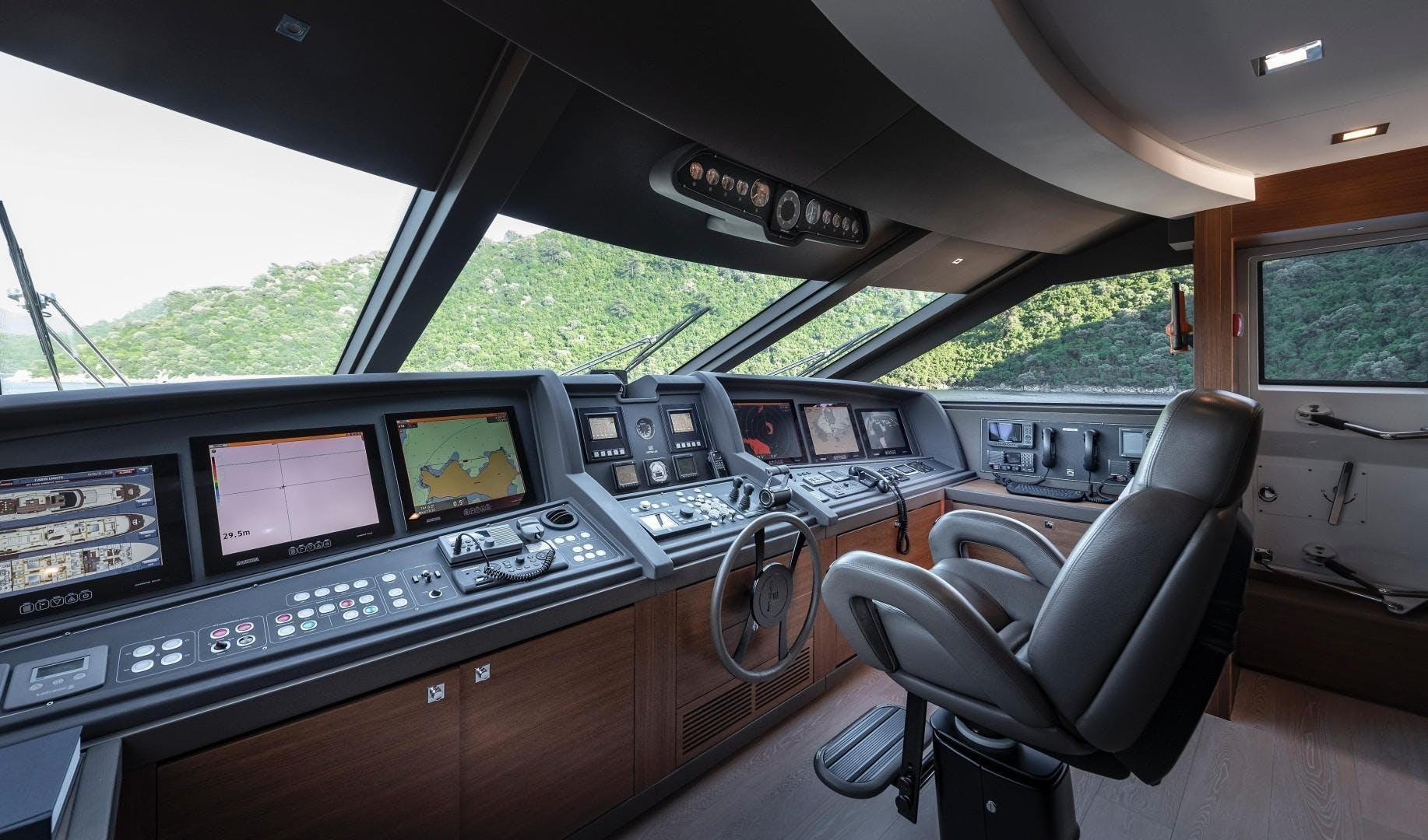 2013 Ferretti Custom Line 124'  Argento   Picture 2 of 65
