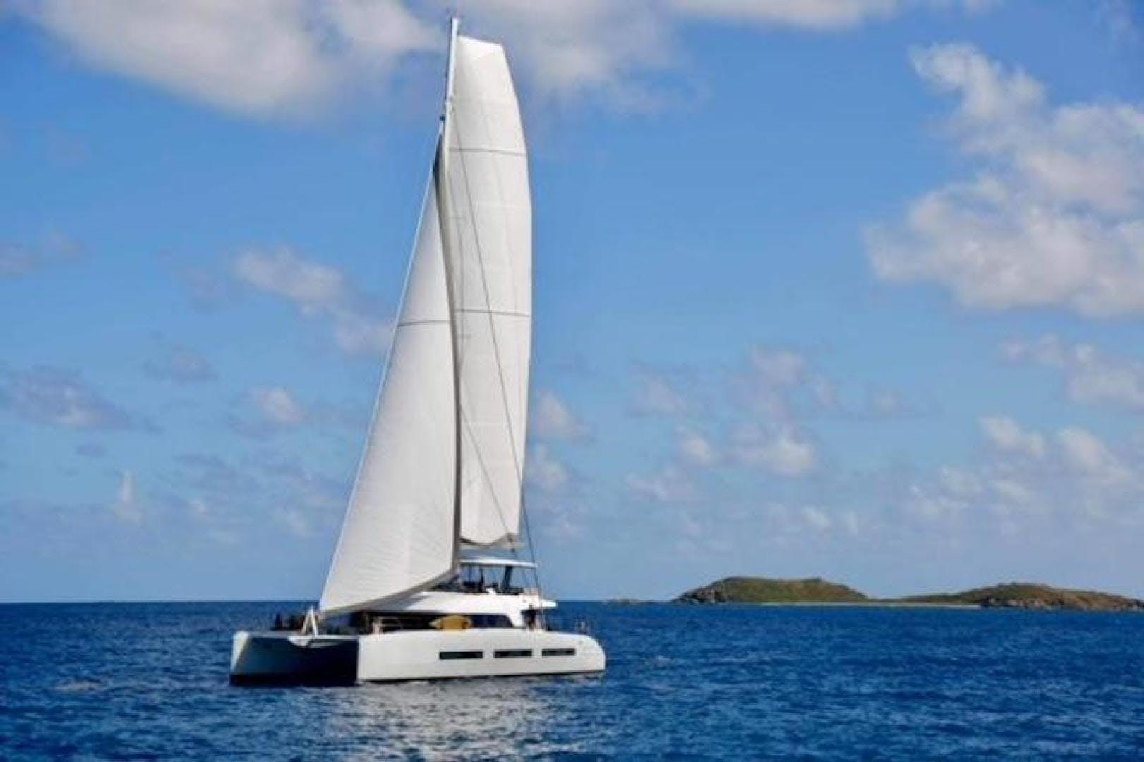 2019 Lagoon 77' Sailing CAT TELLSTAR   Picture 1 of 39
