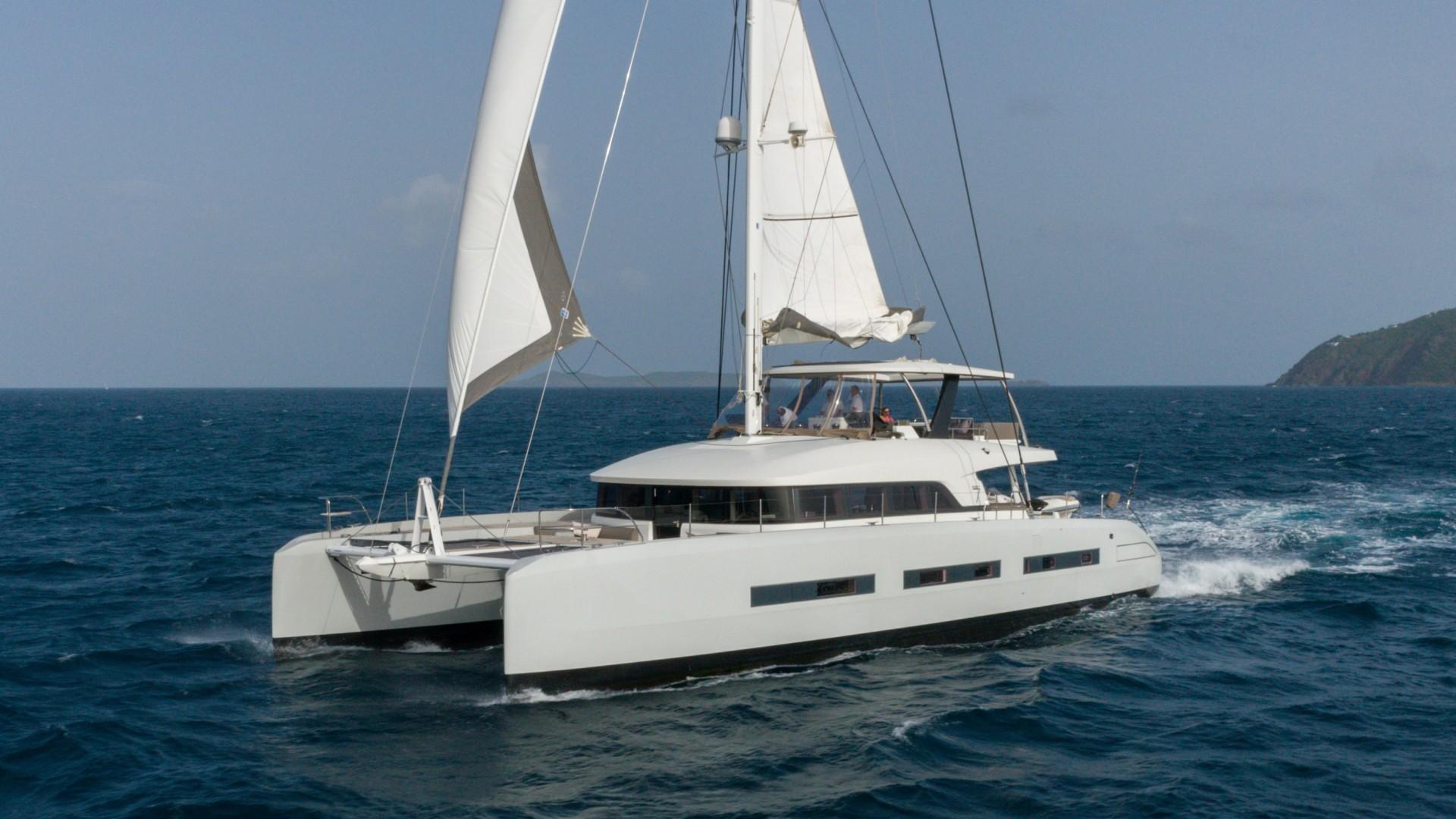 "2019 Lagoon 77' Sailing CAT ""TELLSTAR"""