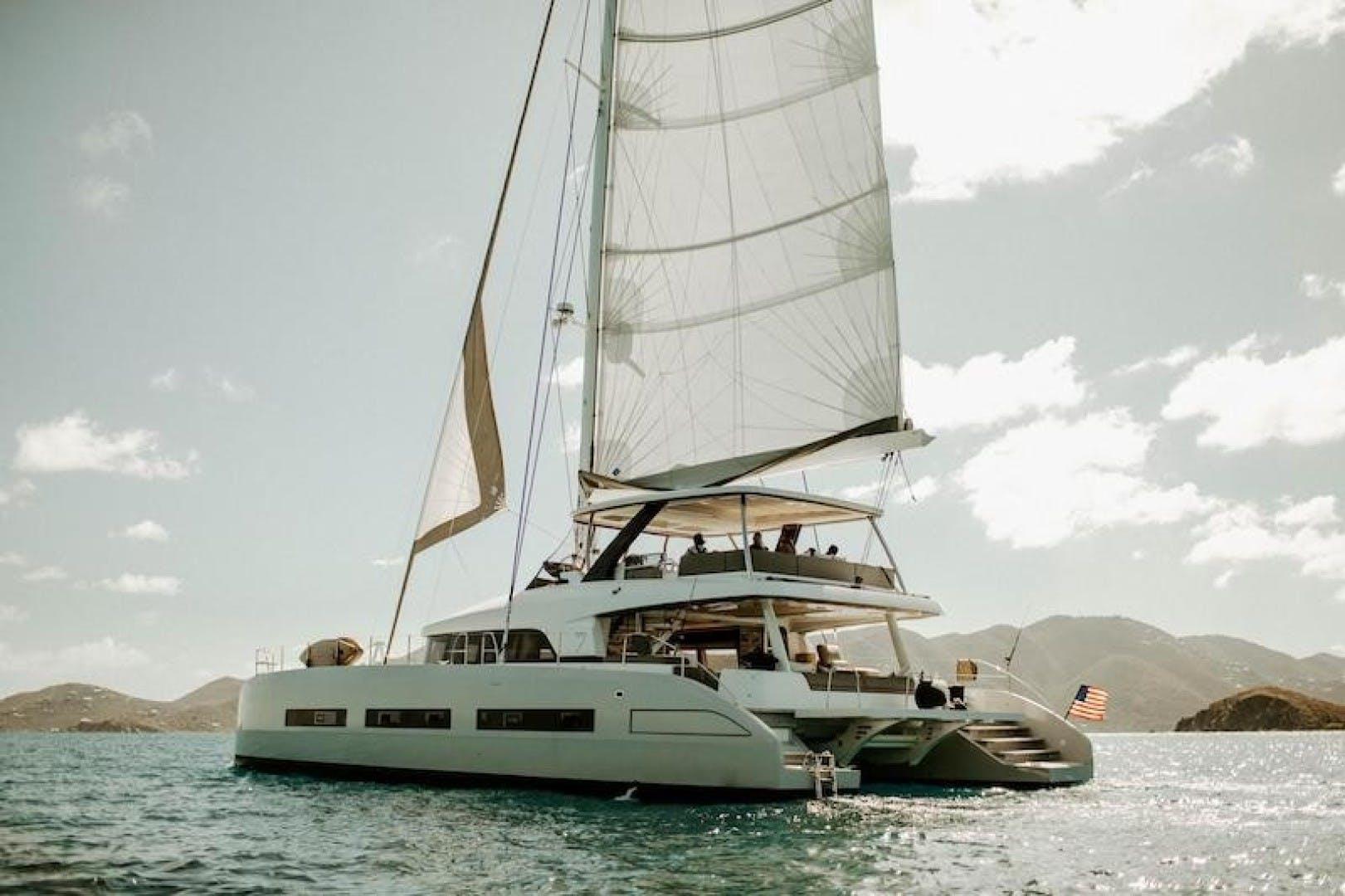 2019 Lagoon 77' Sailing CAT TELLSTAR   Picture 2 of 39