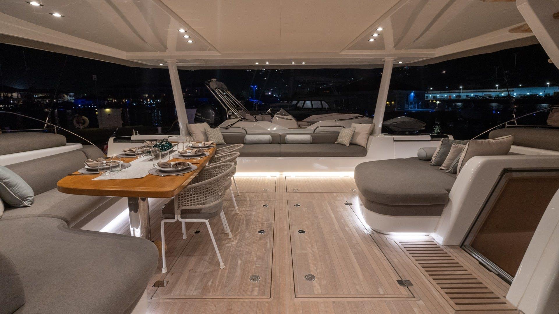 2019 Lagoon 77' Sailing CAT TELLSTAR   Picture 6 of 49