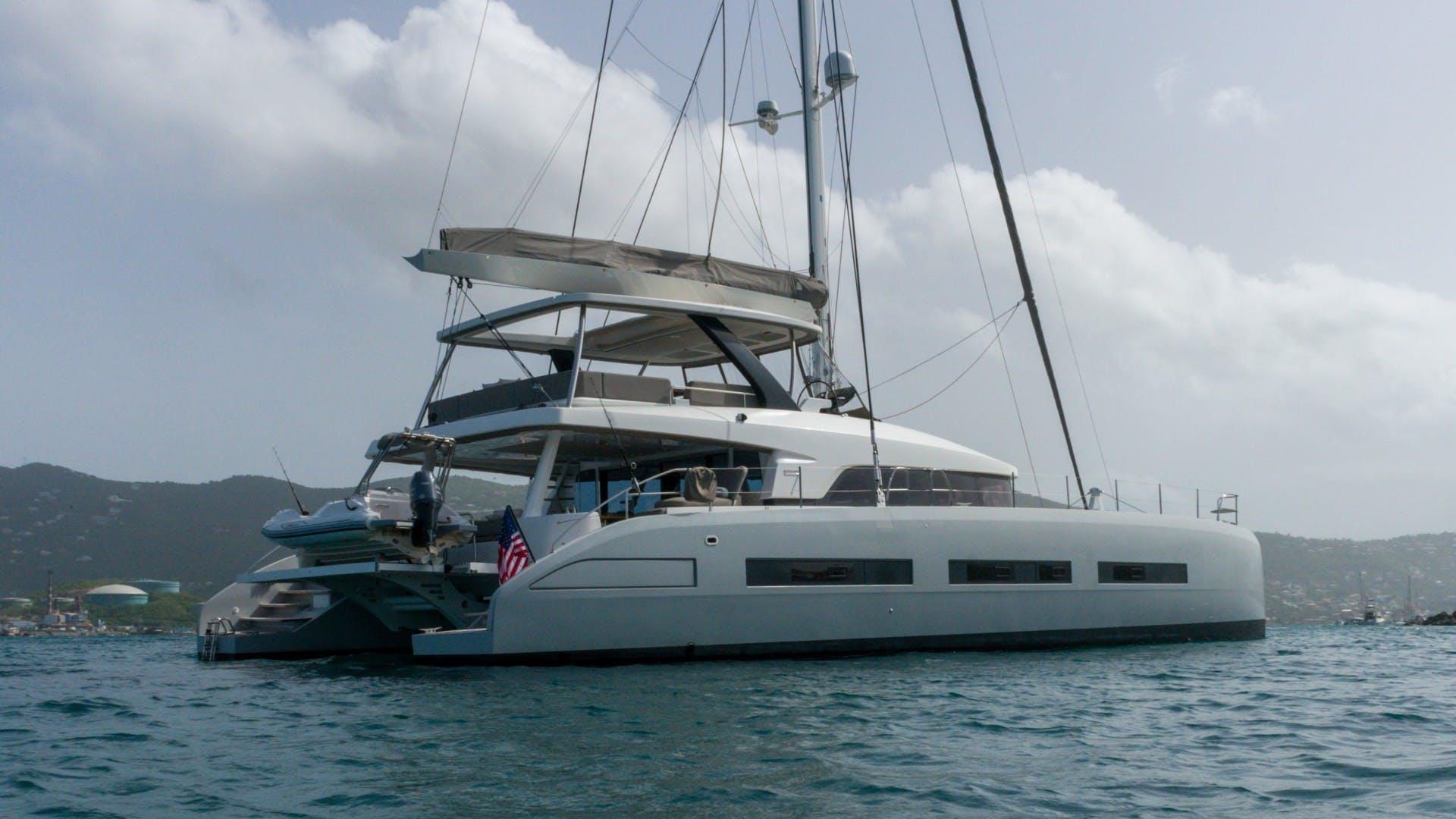 2019 Lagoon 77' Sailing CAT TELLSTAR   Picture 4 of 49