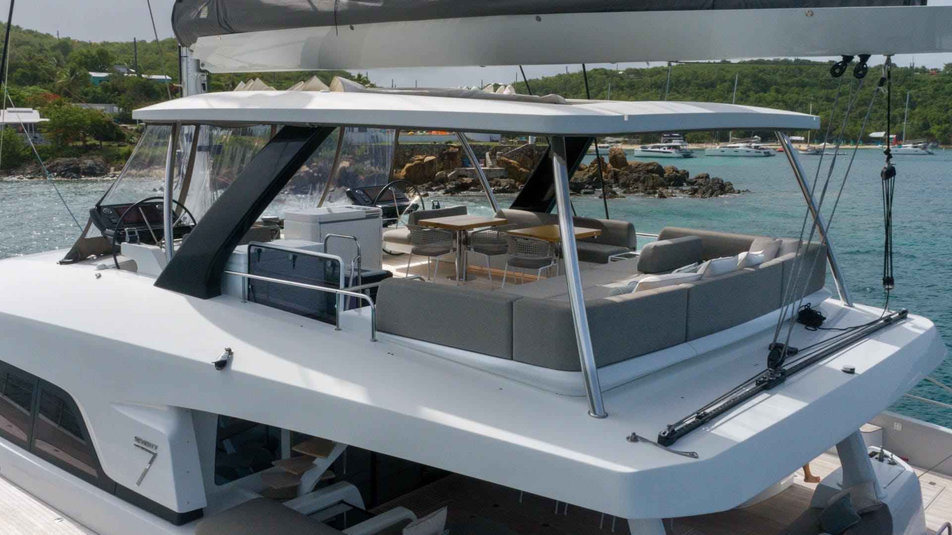 2019 Lagoon 77' Sailing CAT TELLSTAR   Picture 3 of 49