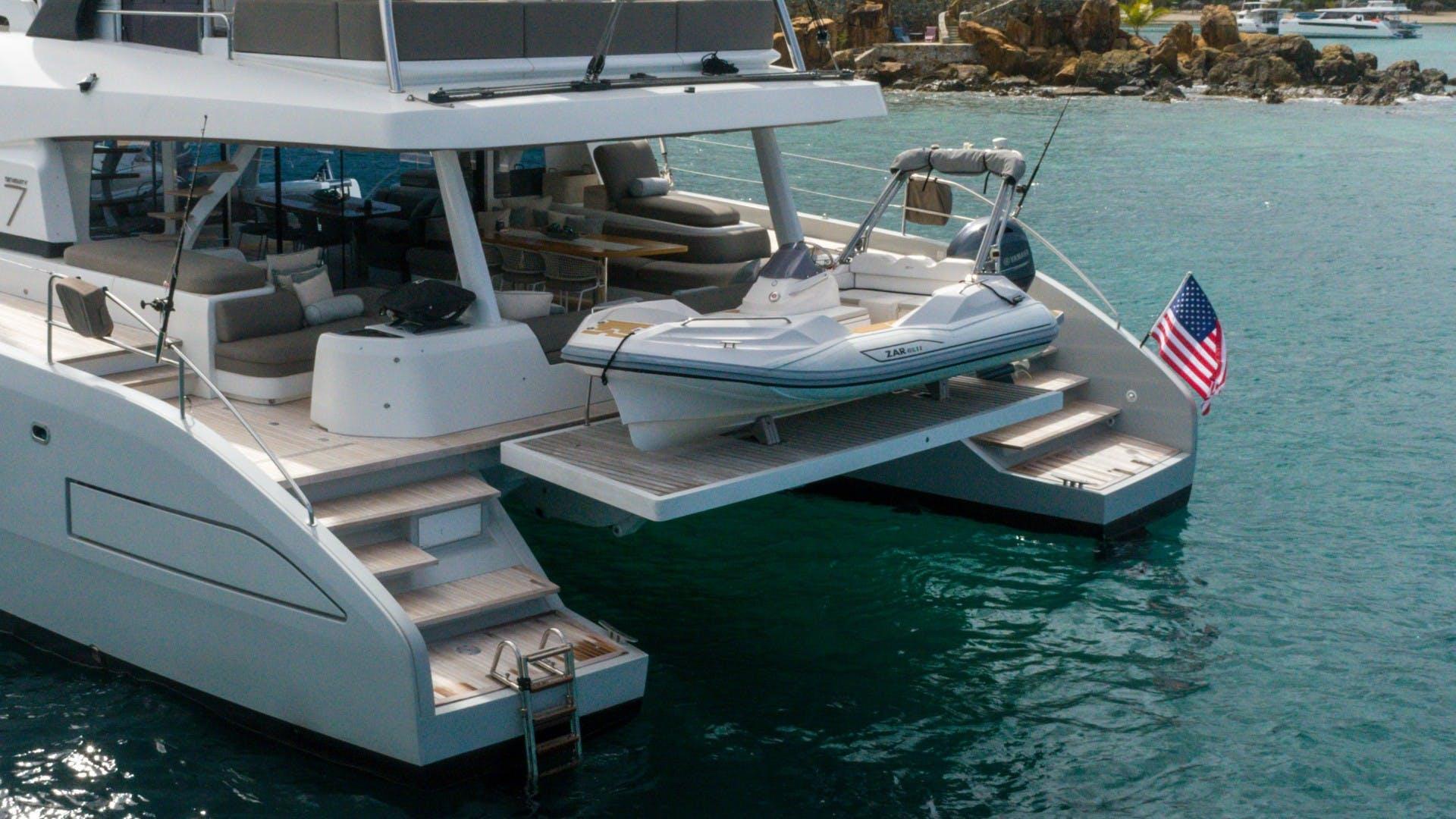 2019 Lagoon 77' Sailing CAT TELLSTAR   Picture 8 of 49