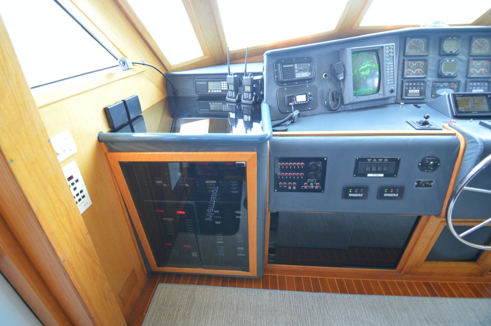 2001 Custom 72' 72 Motoryacht Intermission | Picture 7 of 142