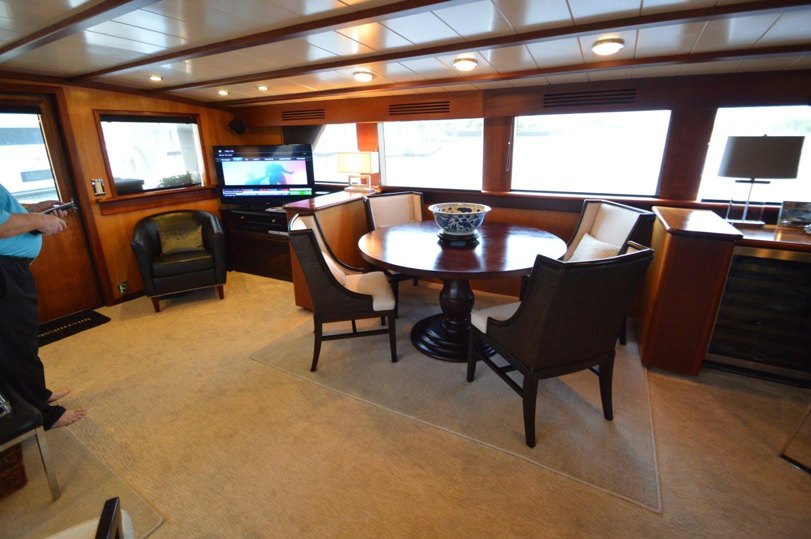 2001 Custom 72' 72 Motoryacht Intermission | Picture 1 of 142