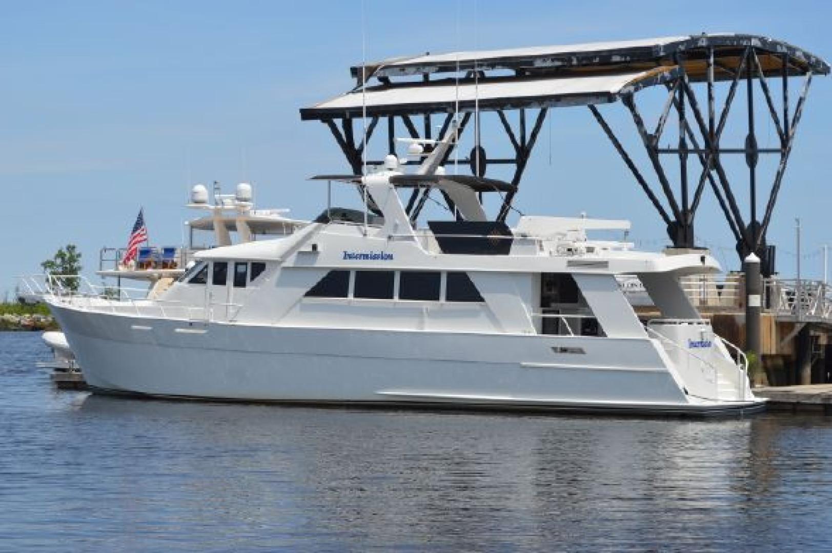 "2001 Custom 72' 72 Motoryacht ""Intermission"""