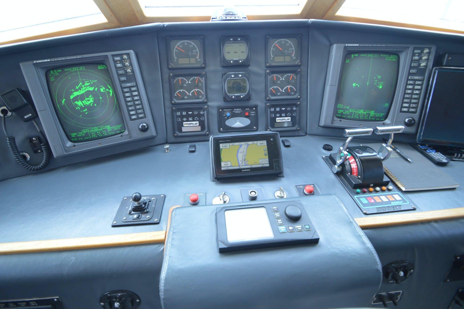 2001 Custom 72' 72 Motoryacht Intermission | Picture 8 of 142