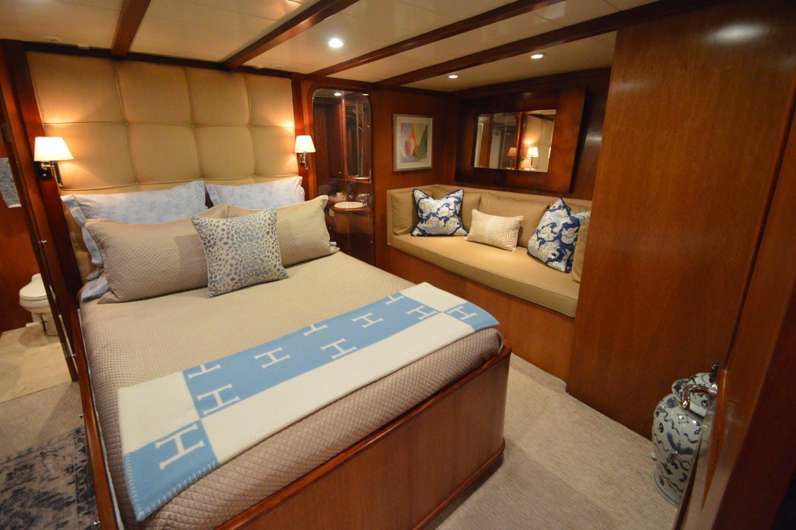 2001 Custom 72' 72 Motoryacht Intermission | Picture 3 of 142