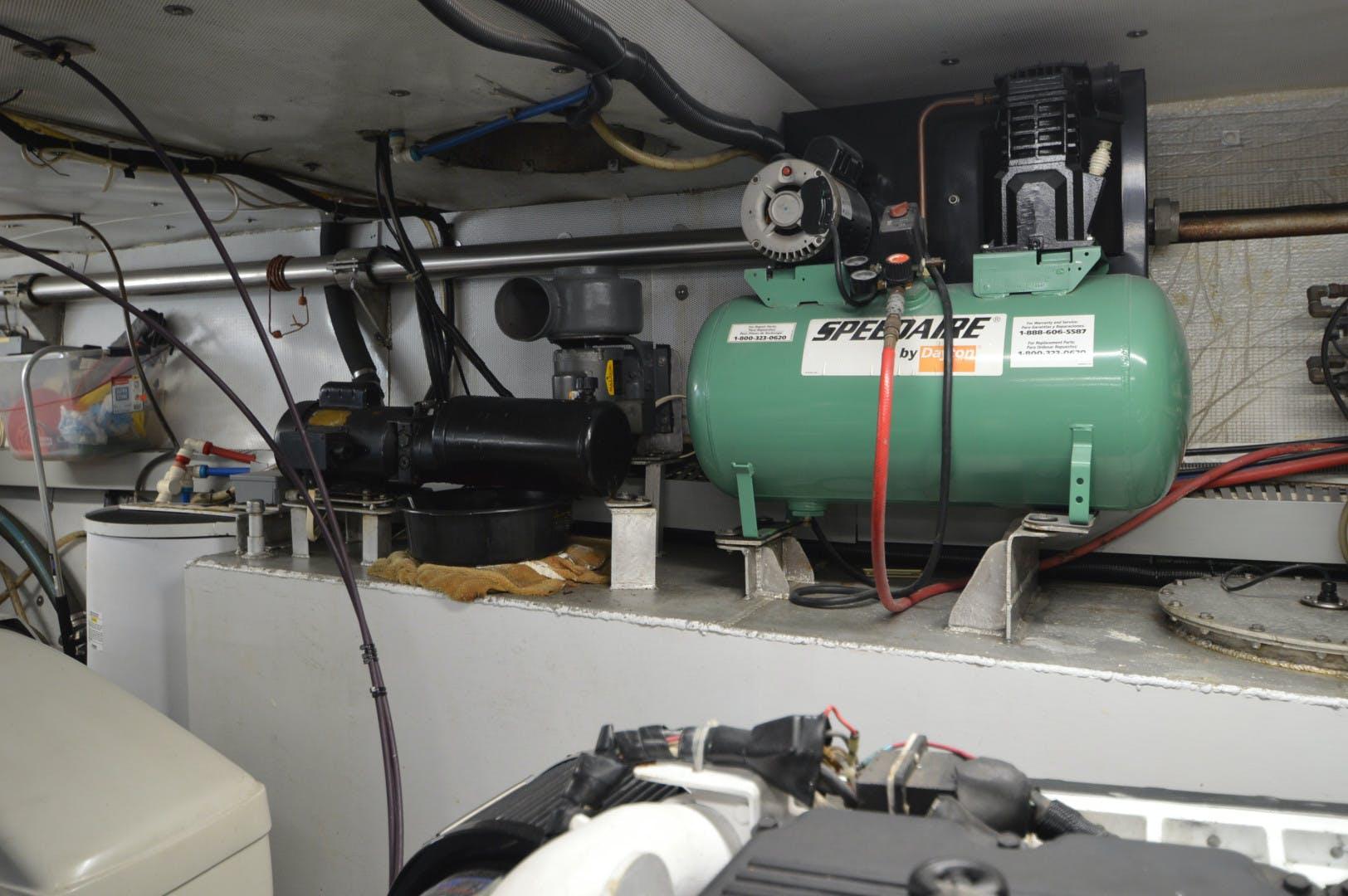 2001 Custom 72' 72 Motoryacht Intermission | Picture 2 of 142