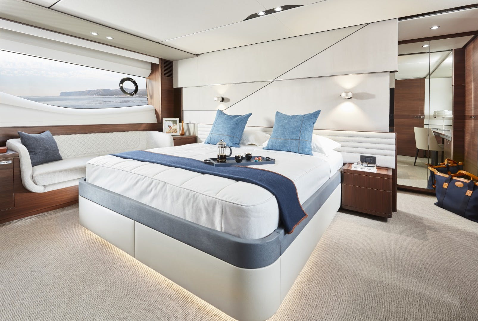 2022 Princess 78'  Available Soon   Picture 2 of 13