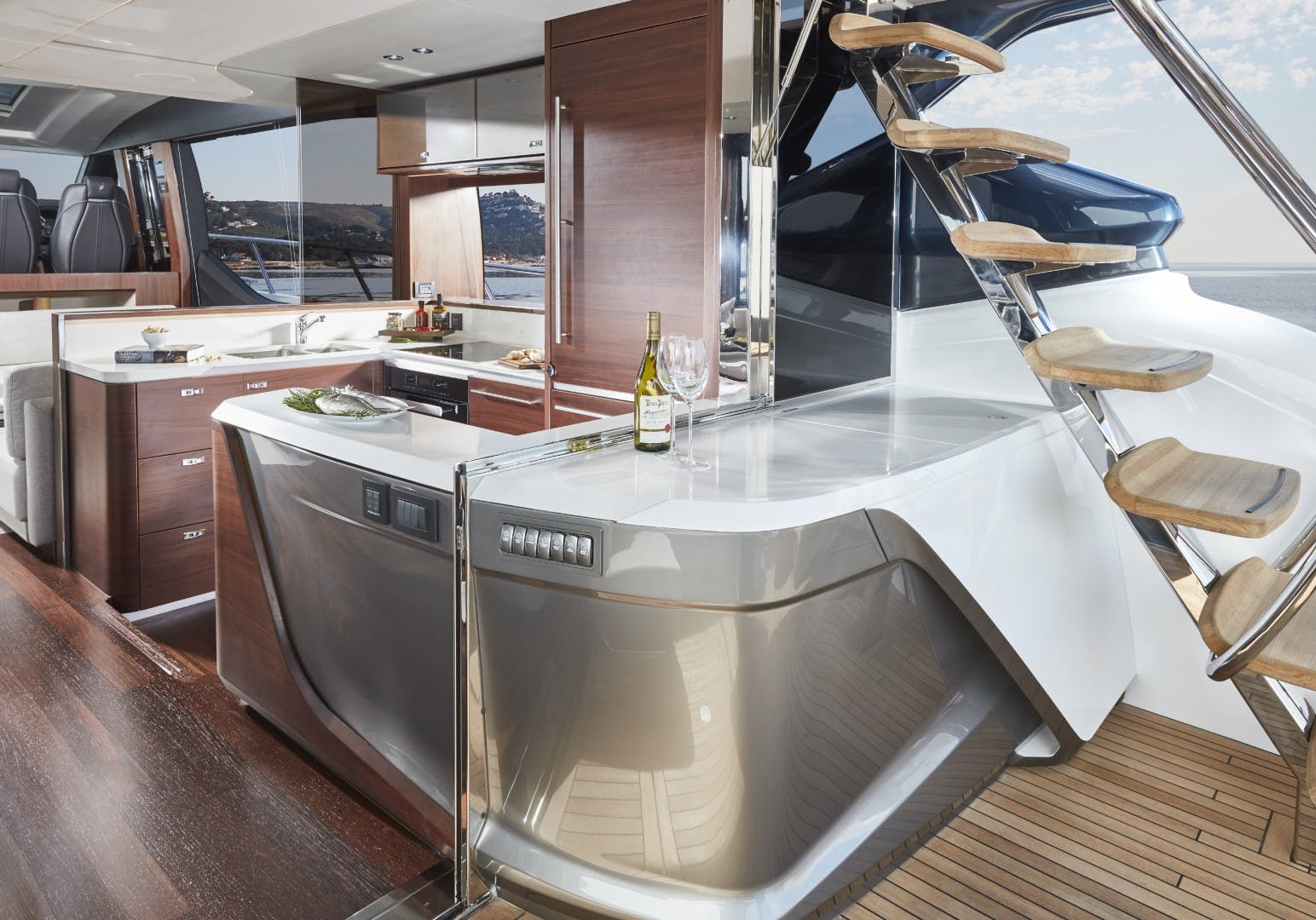 2022 Princess 78'  Available Soon   Picture 5 of 13