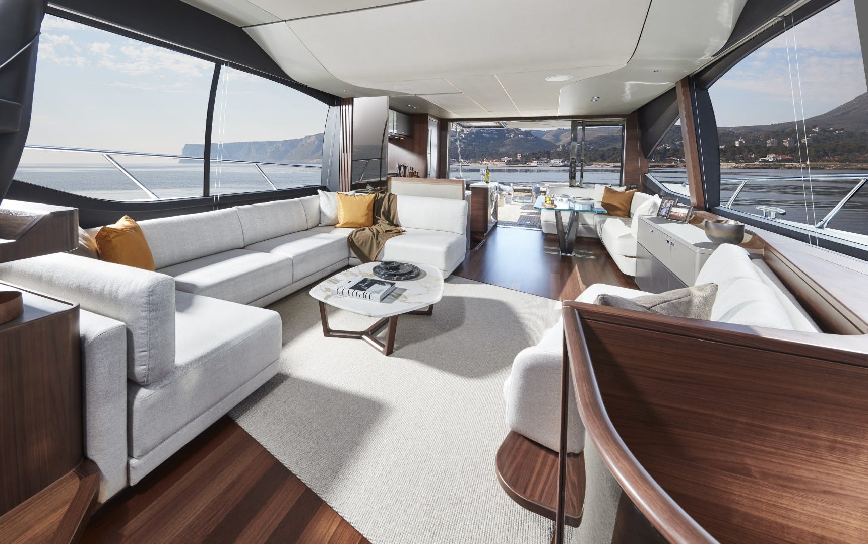 2022 Princess 78'  Available Soon   Picture 4 of 13