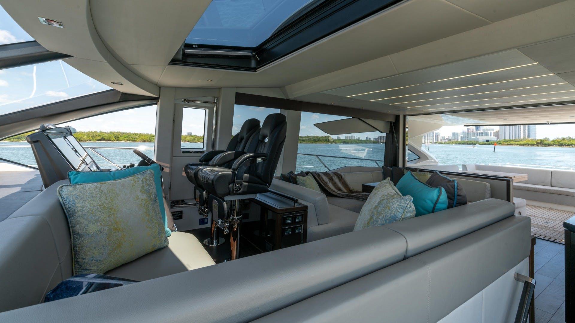 2019 Sunseeker 74' Sport Yacht ENZO | Picture 5 of 76