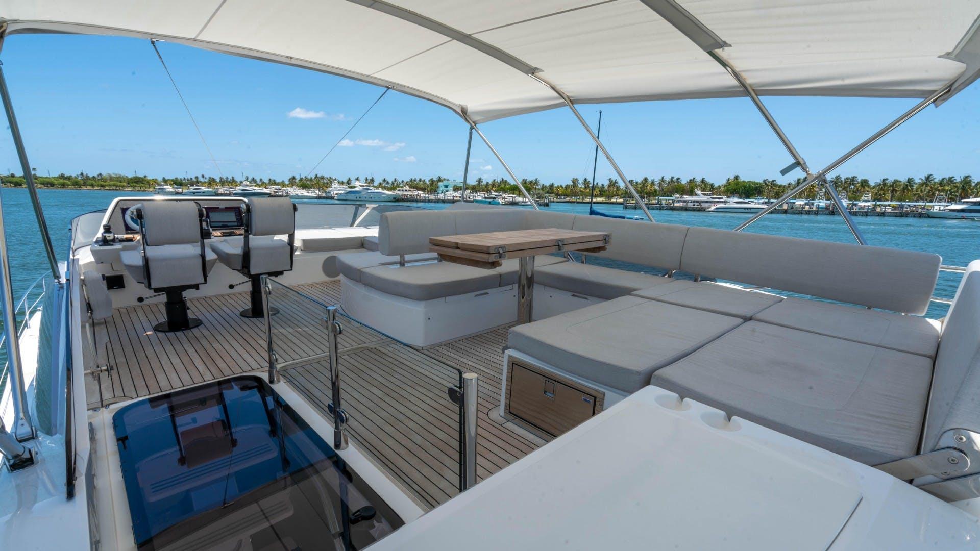2019 Sunseeker 74' Sport Yacht ENZO | Picture 3 of 76