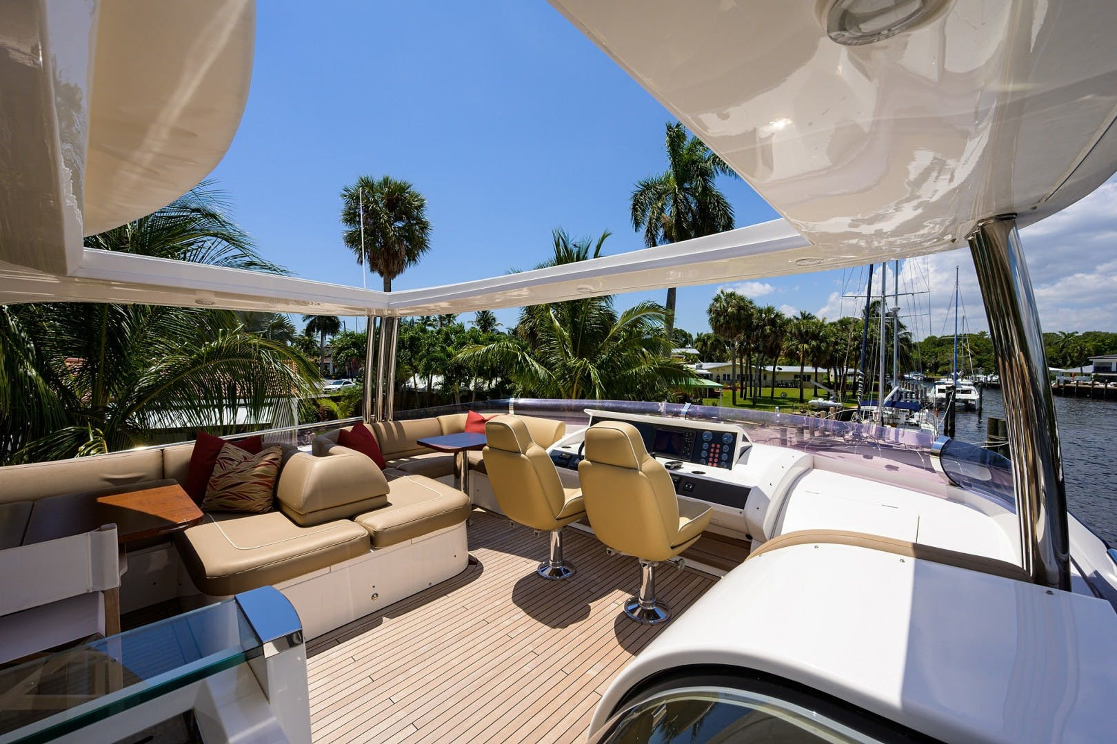 2012 Princess 85' Motor Yacht Praying for Overtime ll | Picture 1 of 63