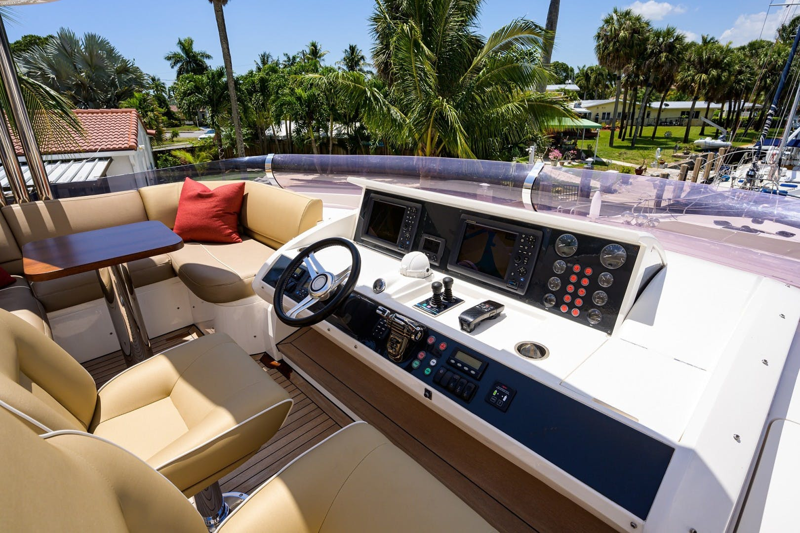 2012 Princess 85' Motor Yacht Praying for Overtime ll | Picture 3 of 63