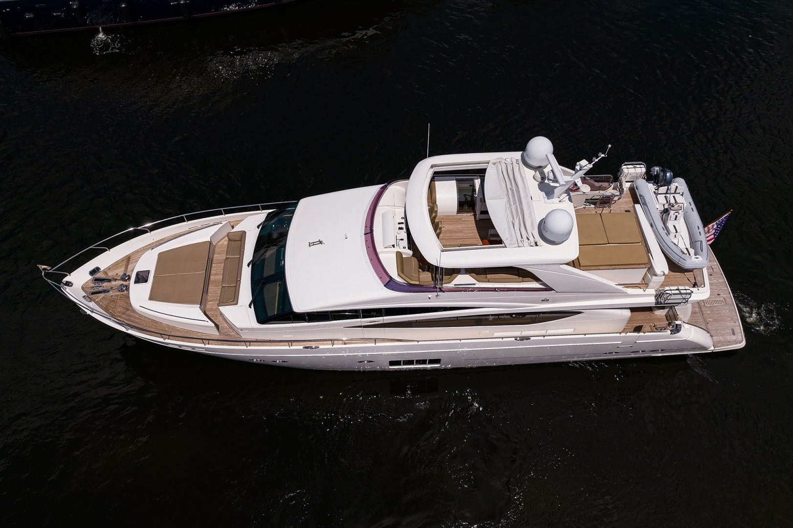 2012 Princess 85' Motor Yacht Praying for Overtime ll | Picture 6 of 63