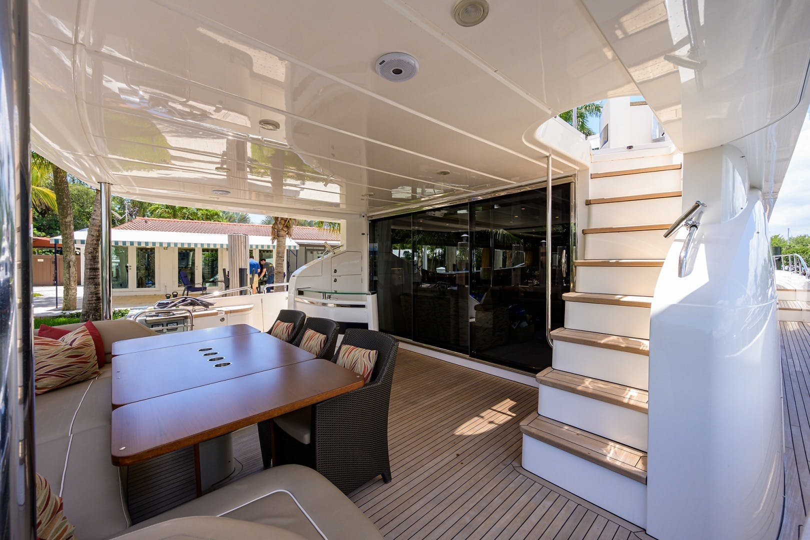 2012 Princess 85' Motor Yacht Praying for Overtime ll | Picture 5 of 63