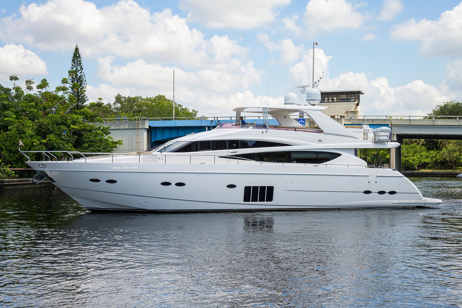 "2012 Princess 85' Motor Yacht ""Praying for Overtime ll"""