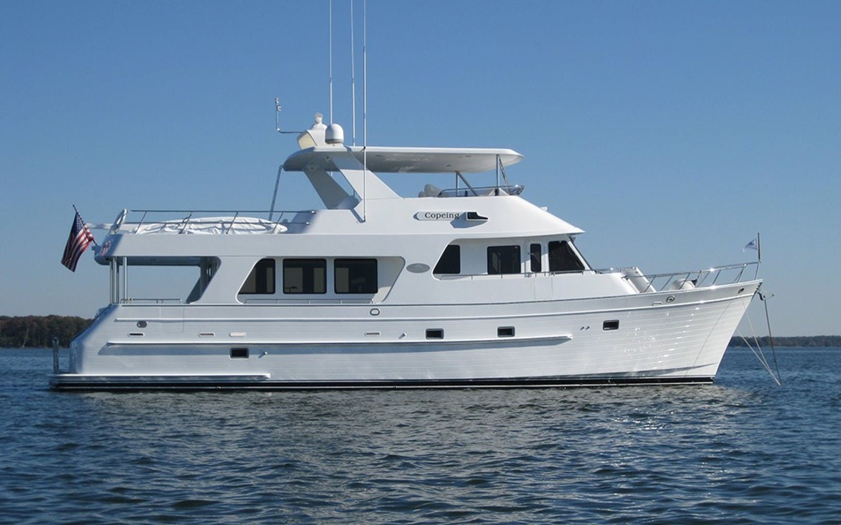 2006 Outer Reef Yachts 65' 650 MY COPEING | Picture 1 of 60
