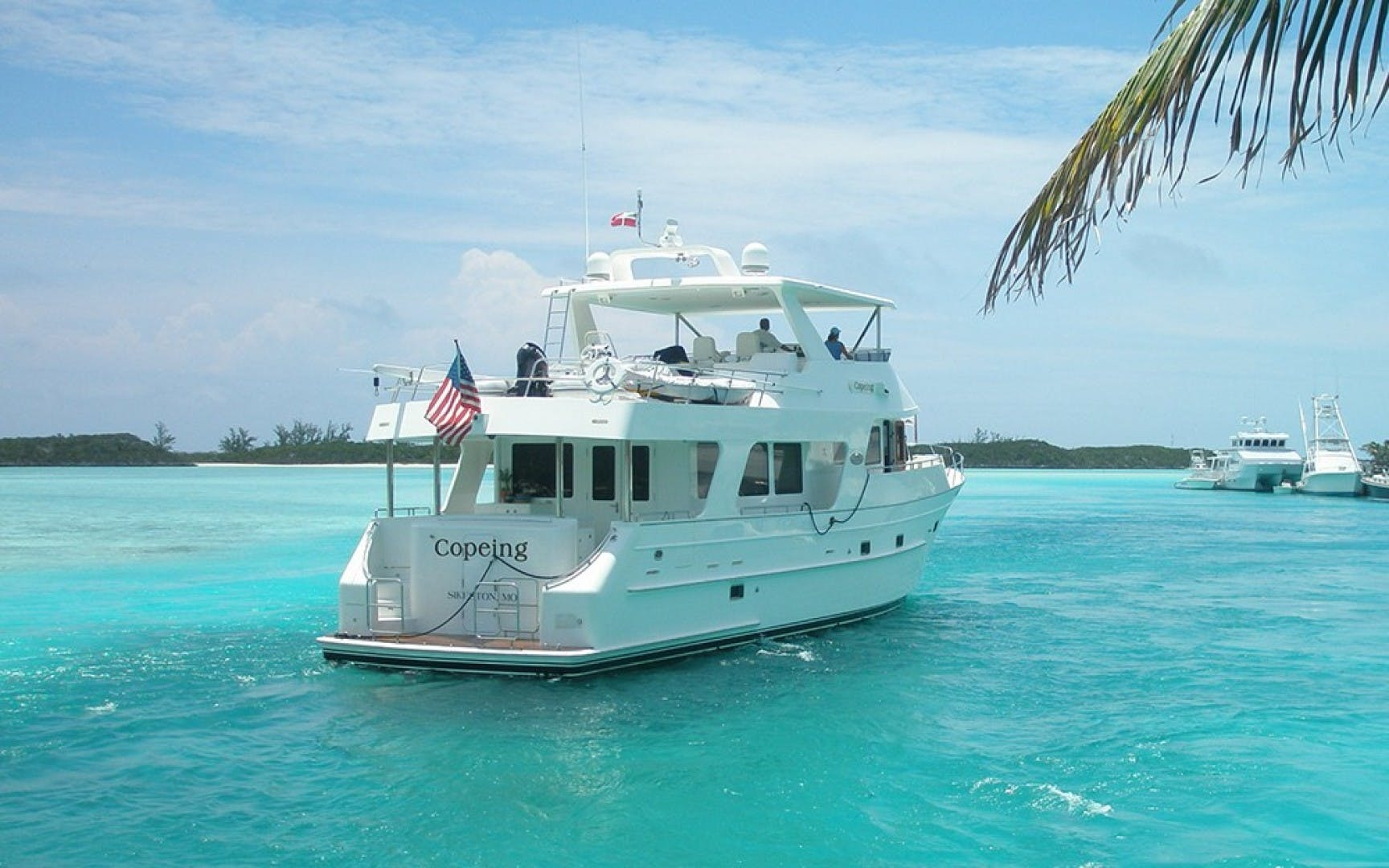 2006 Outer Reef Yachts 65' 650 MY COPEING | Picture 4 of 60
