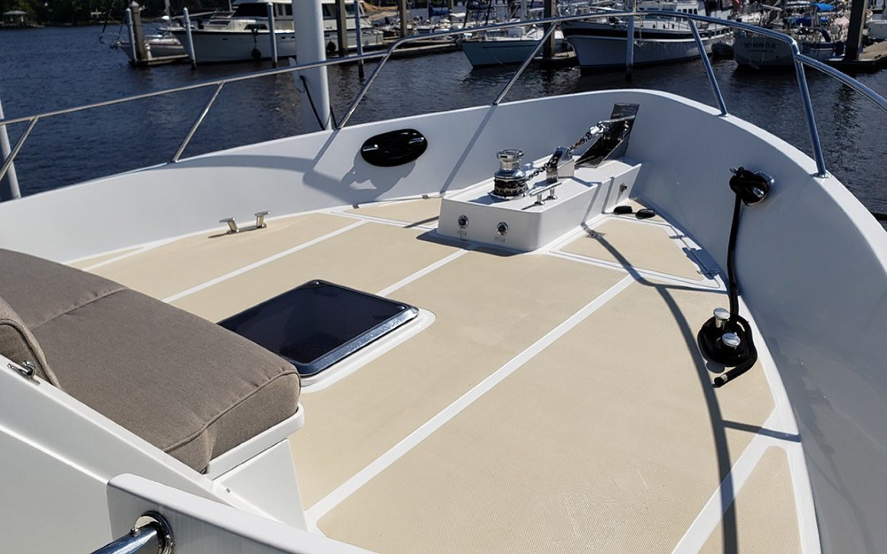 2006 Outer Reef Yachts 65' 650 MY COPEING | Picture 8 of 60