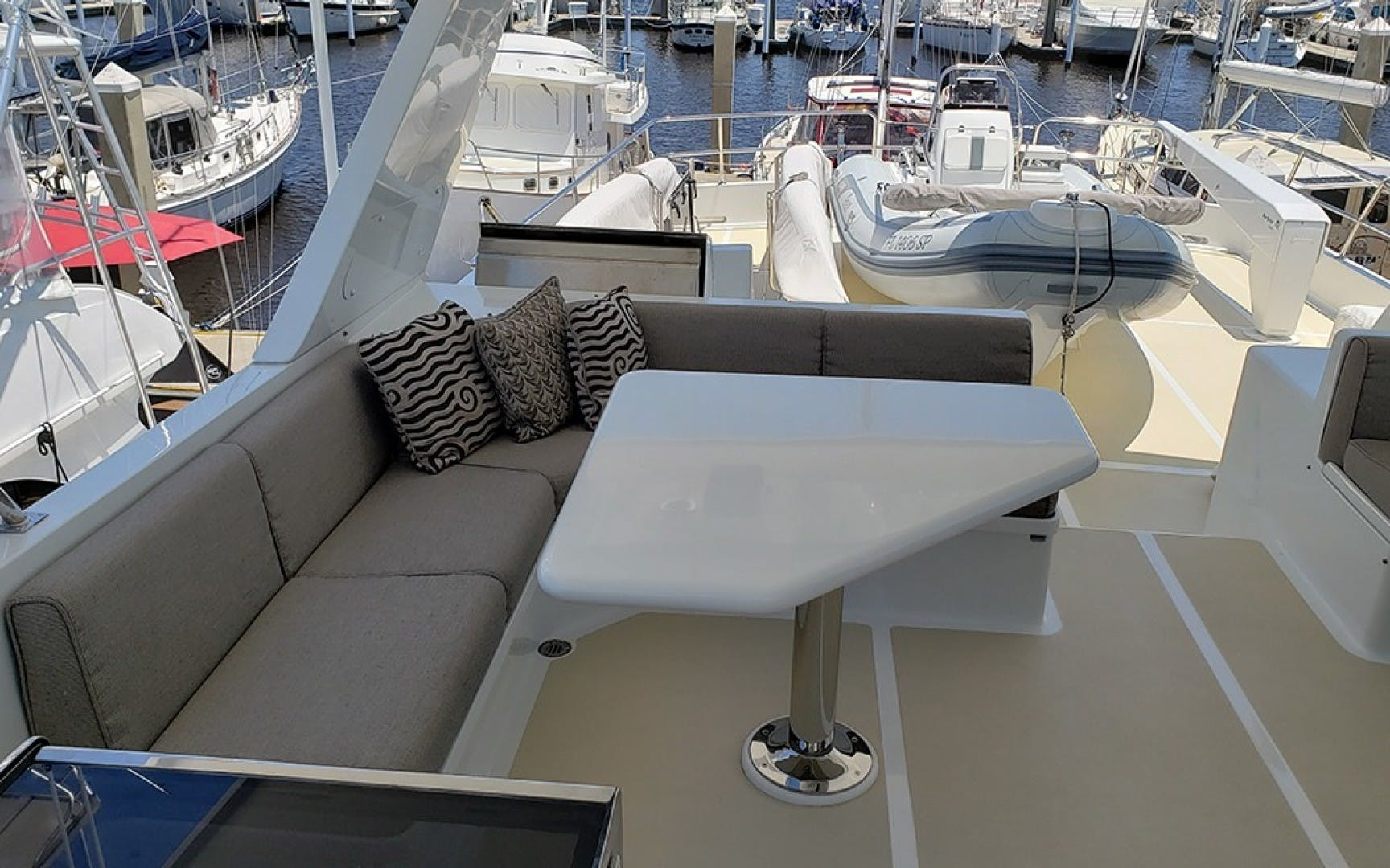 2006 Outer Reef Yachts 65' 650 MY COPEING | Picture 7 of 60