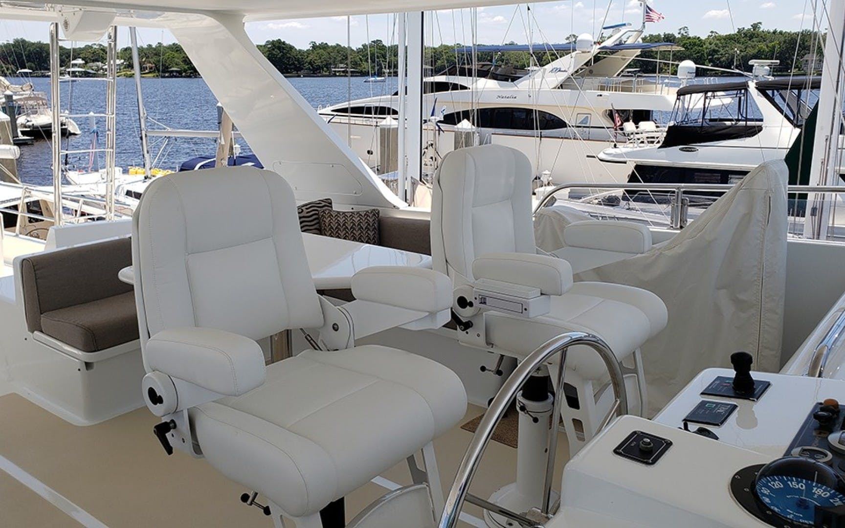 2006 Outer Reef Yachts 65' 650 MY COPEING | Picture 5 of 60