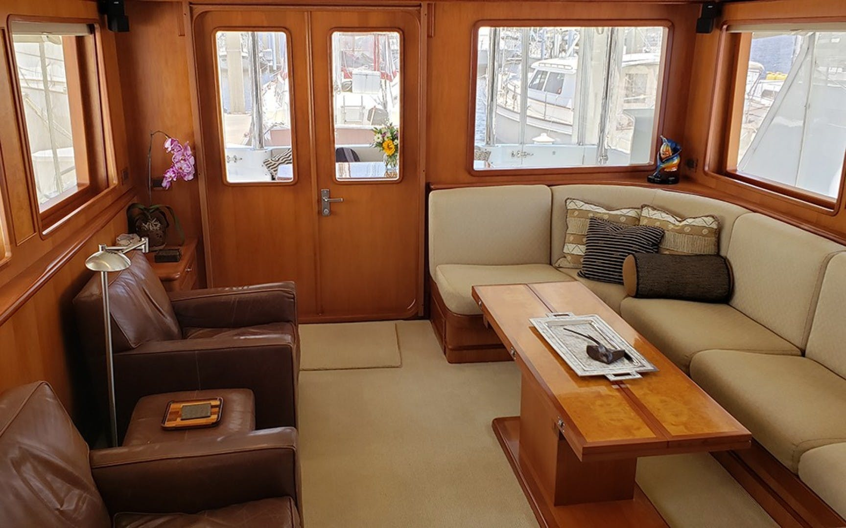 2006 Outer Reef Yachts 65' 650 MY COPEING | Picture 2 of 60