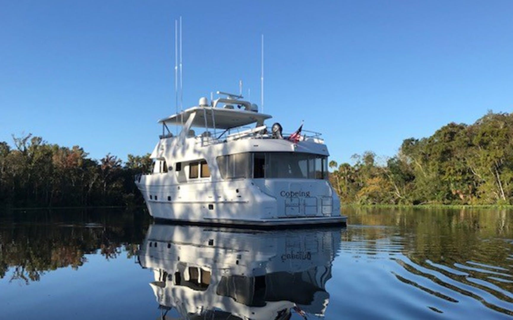 2006 Outer Reef Yachts 65' 650 MY COPEING | Picture 3 of 60
