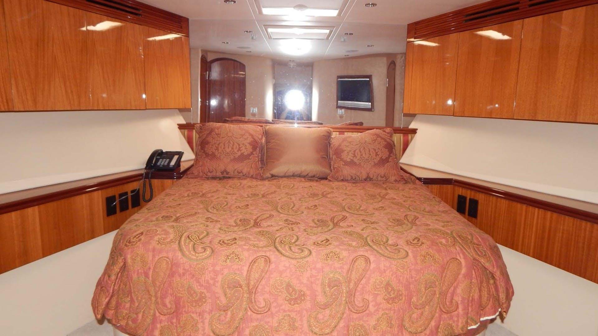 2007 Hatteras 80' 80 Motor Yacht Lady Carolina | Picture 4 of 45