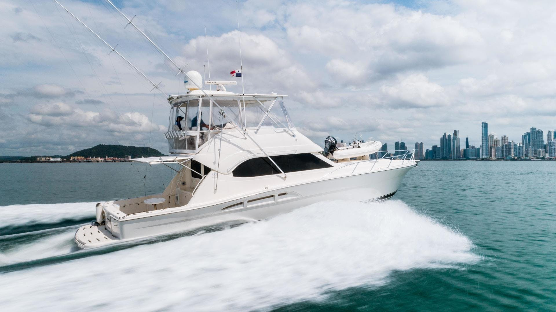 2006 Riviera 51' Convertible    Picture 1 of 40