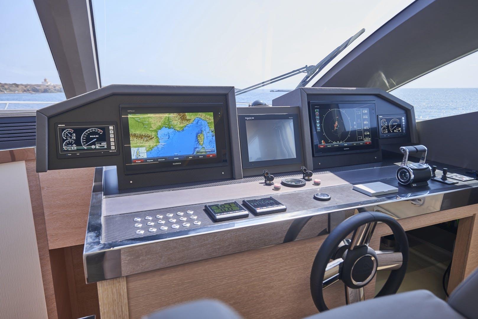 2021 Astondoa 66' 66 Flybridge     Picture 3 of 19