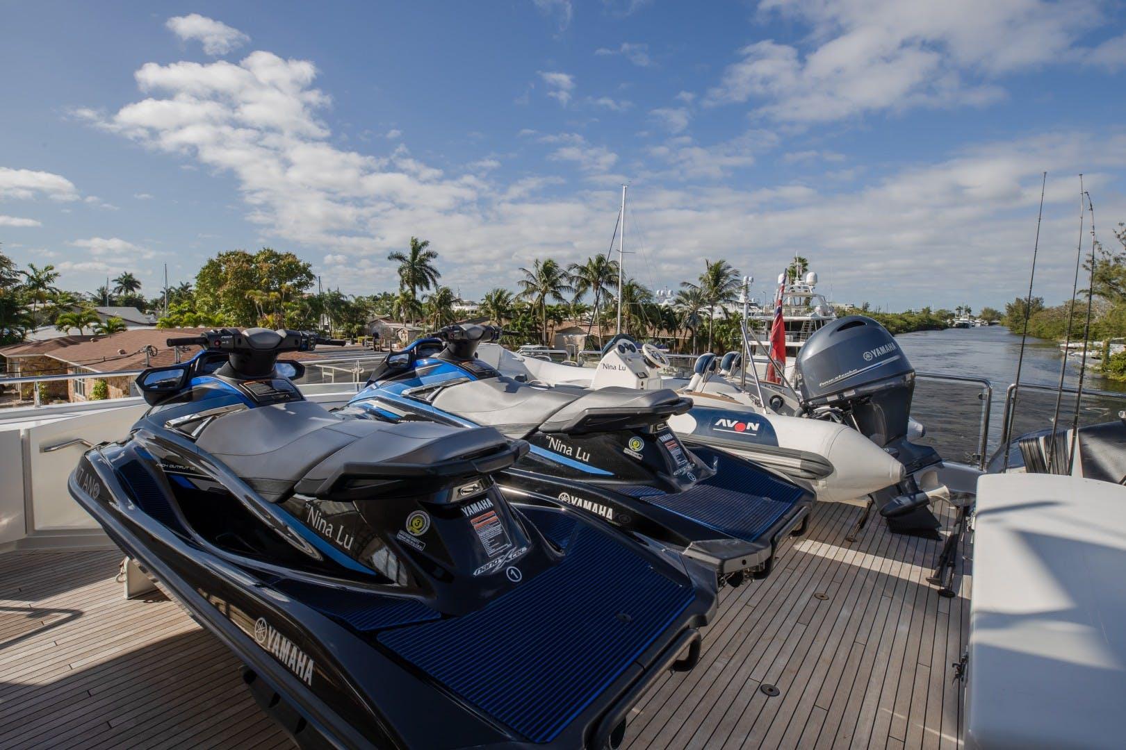 2011 Westport 130' 40 Meter Tri-Deck Nina Lu | Picture 3 of 100