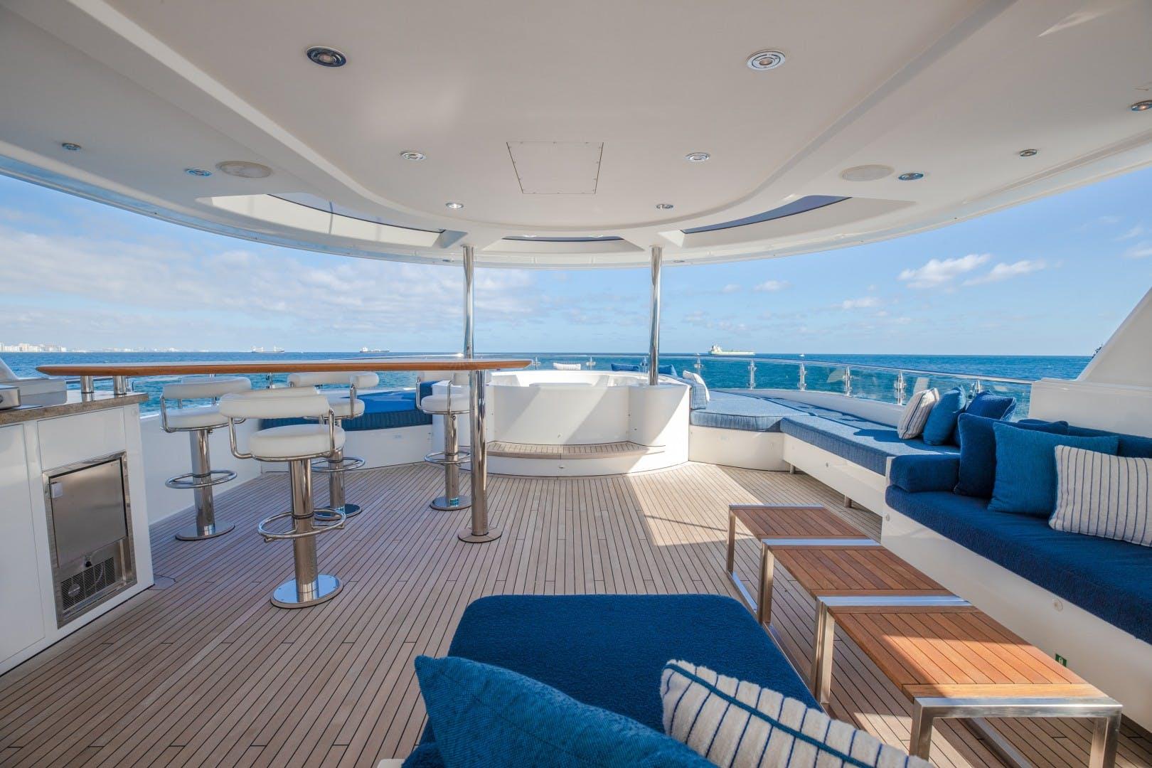 2011 Westport 130' 40 Meter Tri-Deck Nina Lu | Picture 8 of 100