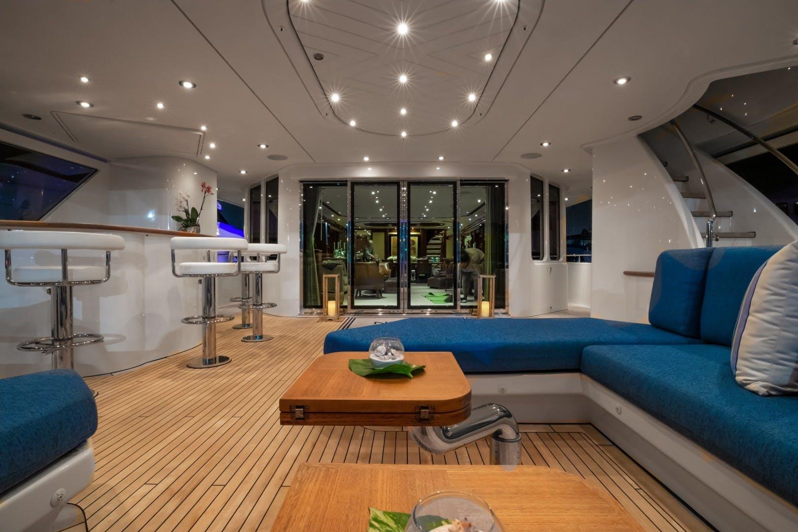 2011 Westport 130' 40 Meter Tri-Deck Nina Lu | Picture 5 of 100