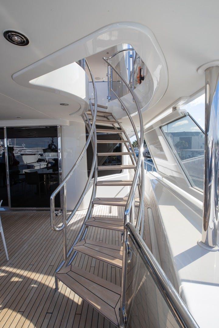 2011 Westport 130' 40 Meter Tri-Deck Nina Lu | Picture 7 of 100
