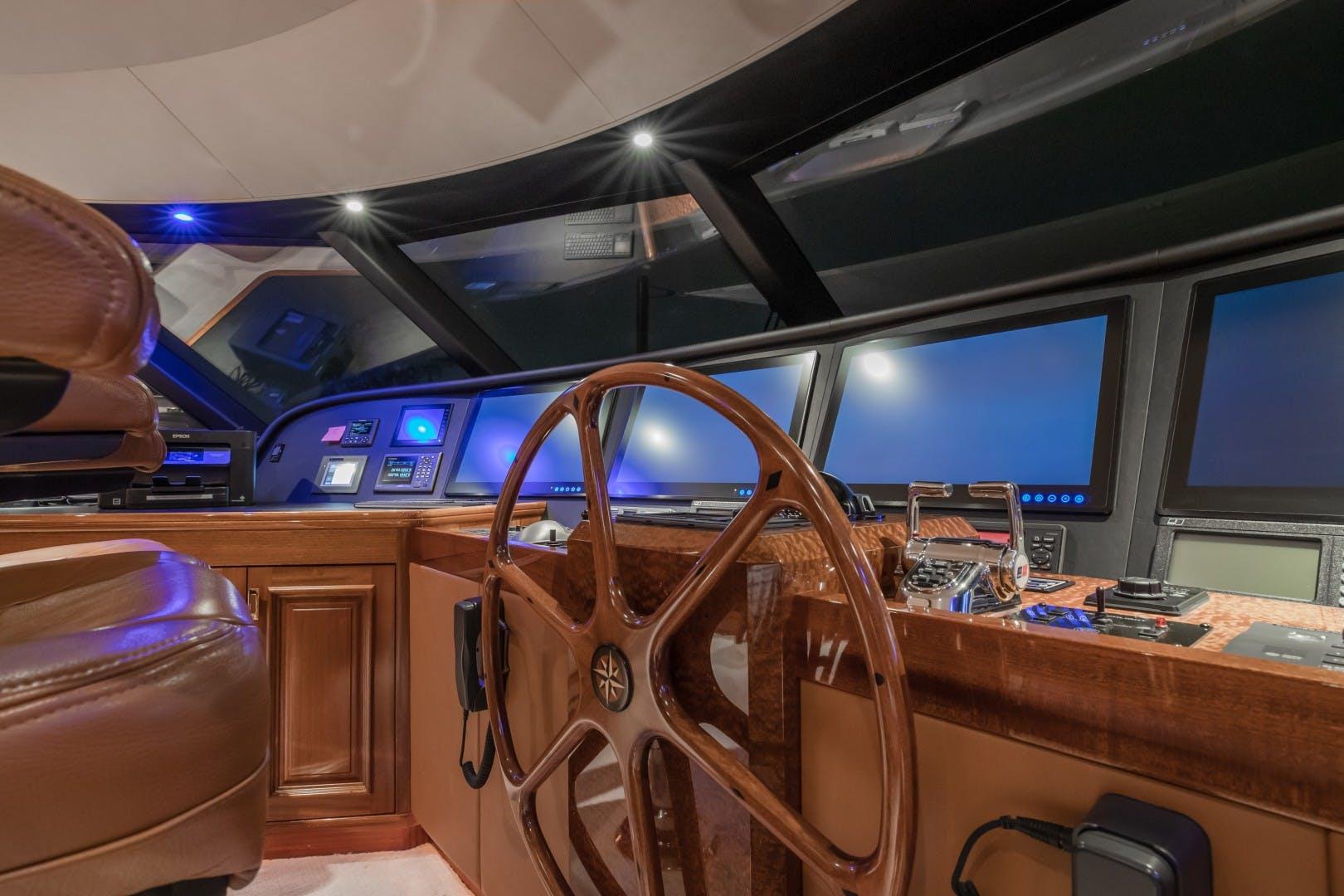 2011 Westport 130' 40 Meter Tri-Deck Nina Lu | Picture 4 of 100