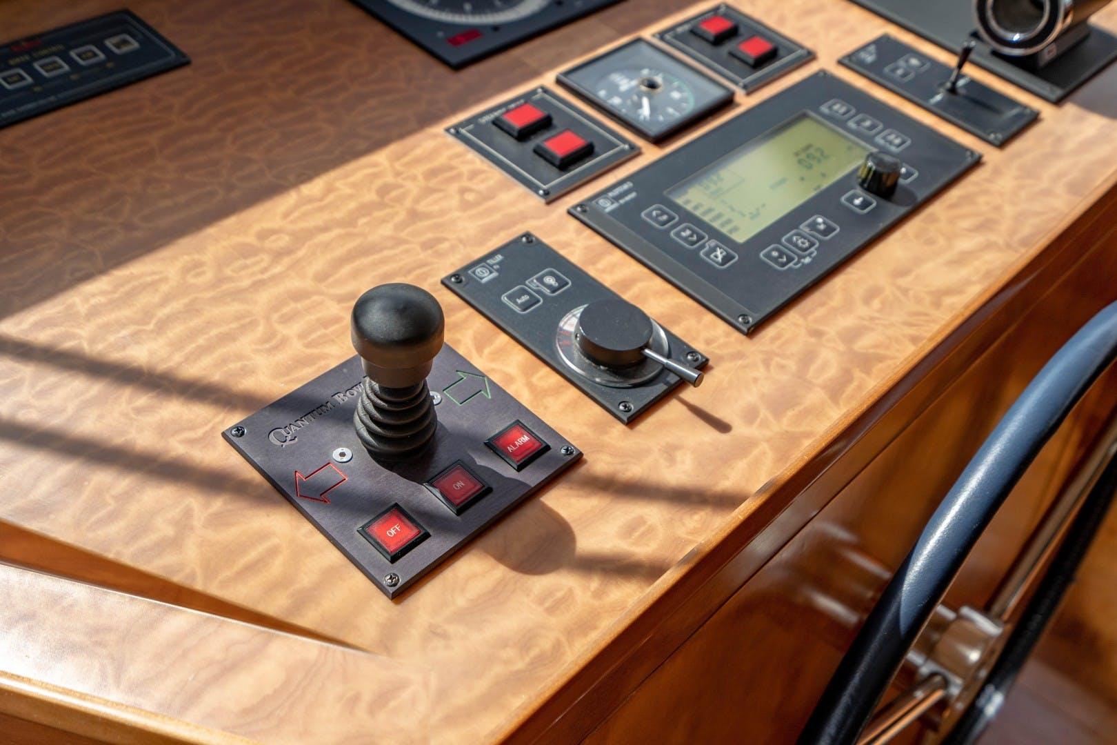 1985 Abeking & Rasmussen 139'  No Buoys   Picture 7 of 121