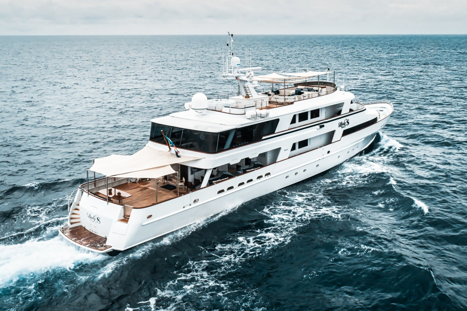 1989 Benetti 151'  LADY S | Picture 2 of 42