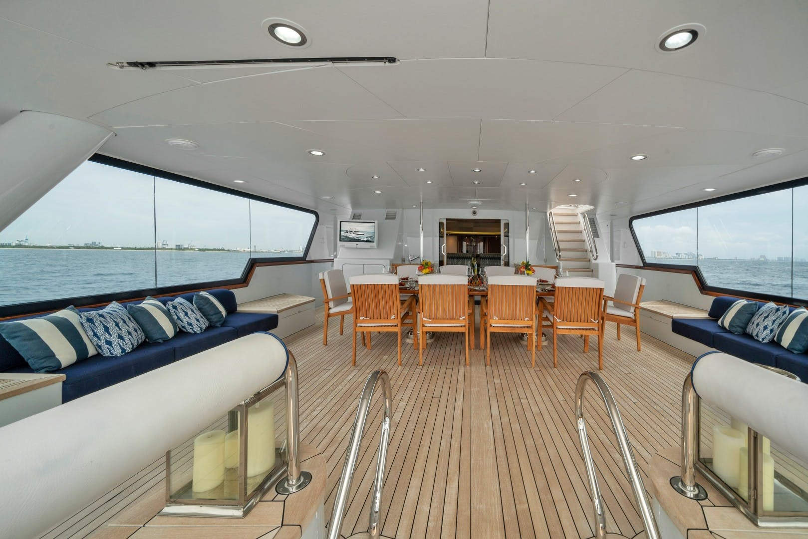 1989 Benetti 151'  LADY S | Picture 3 of 42