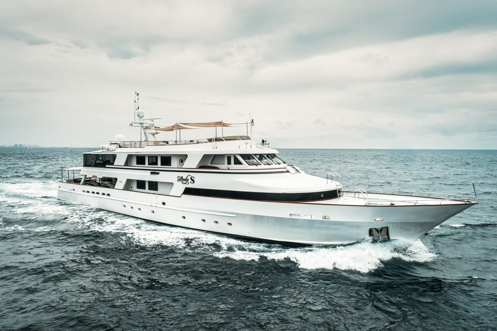 1989 Benetti 151'  LADY S | Picture 1 of 42