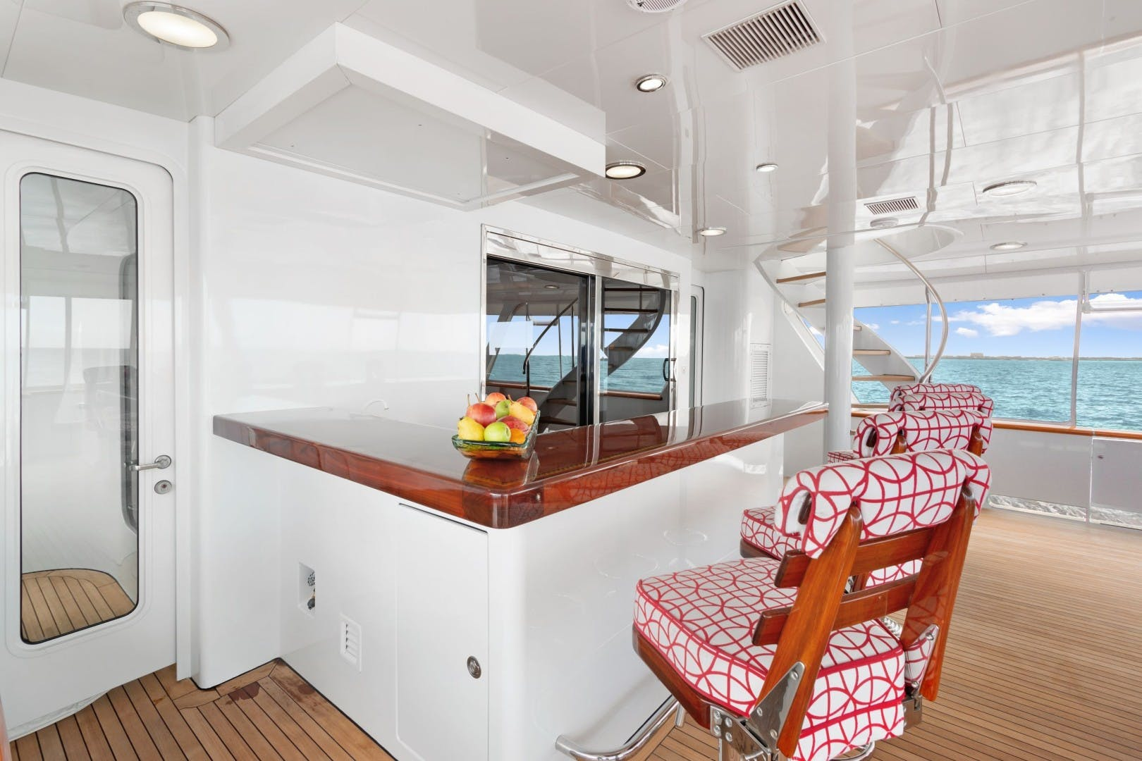 2002 Trinity Yachts 124' Raised Pilothouse HAVEN | Picture 7 of 46