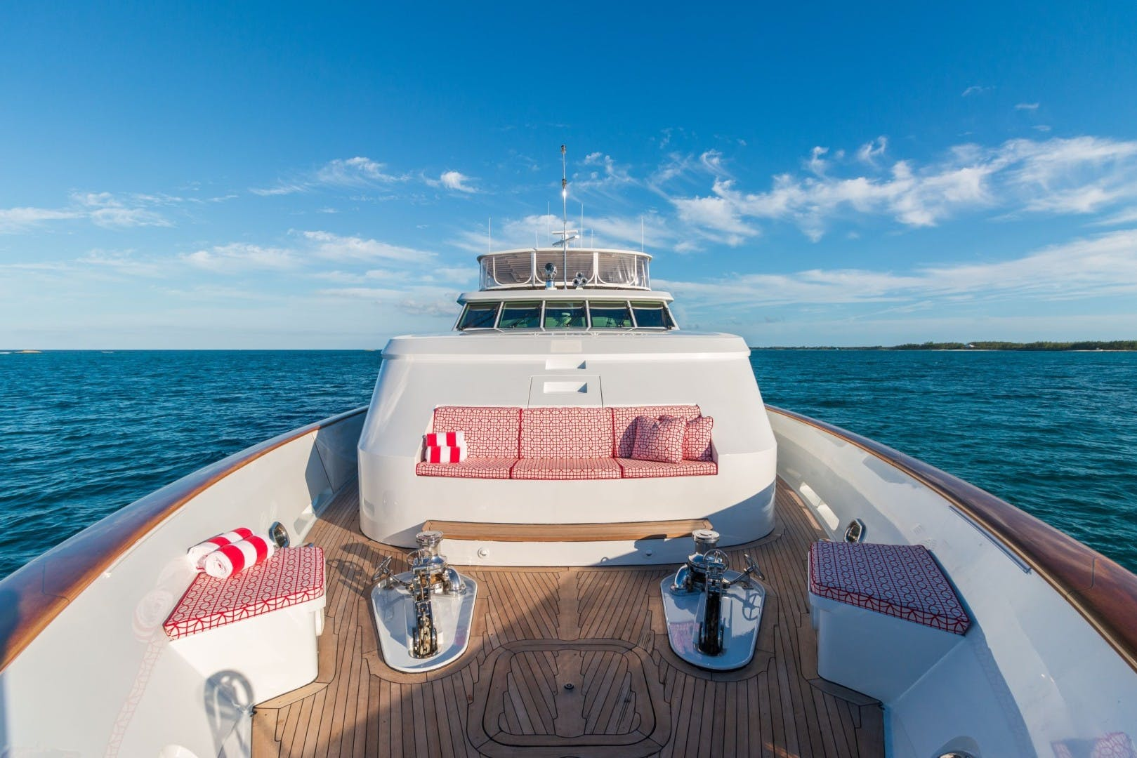 2002 Trinity Yachts 124' Raised Pilothouse HAVEN | Picture 2 of 46