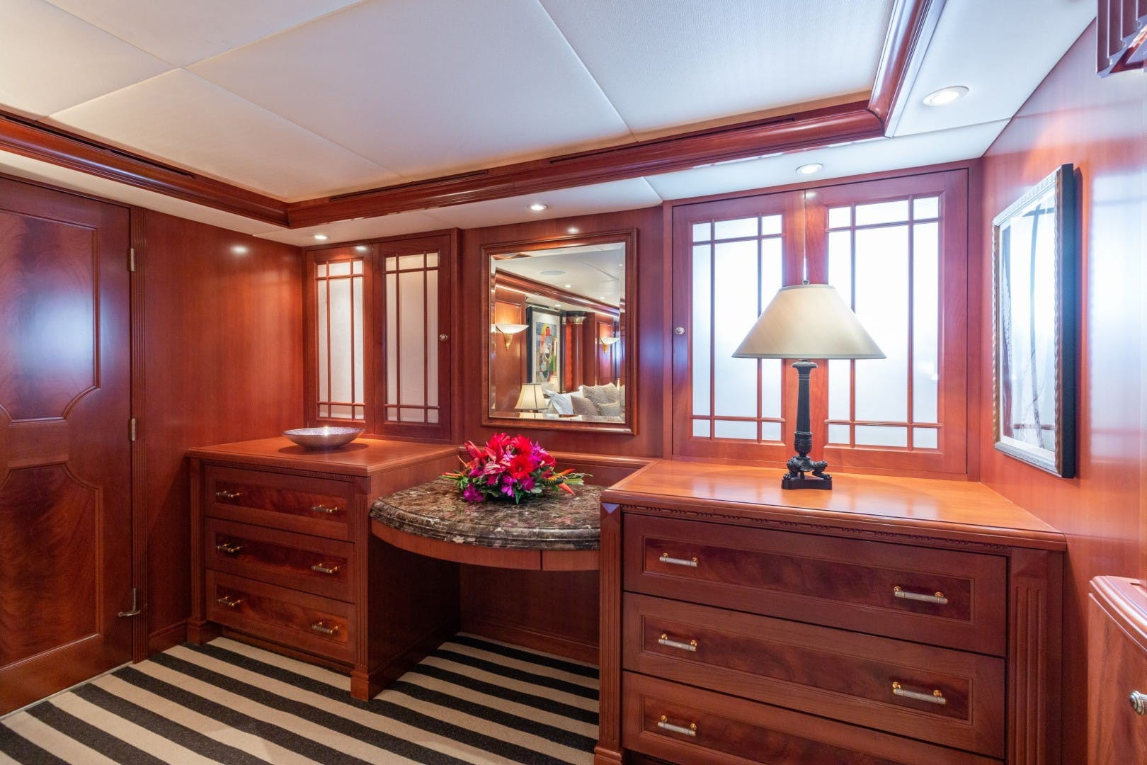 2002 Trinity Yachts 124' Raised Pilothouse HAVEN | Picture 5 of 46